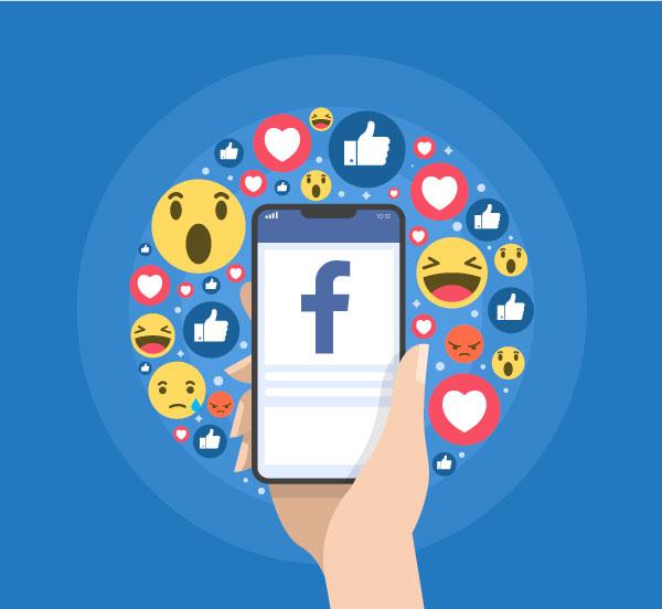 marketing negozio arredamento facebook