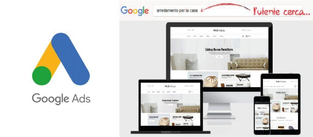 Servizi Google Arredamento - Smartarredo